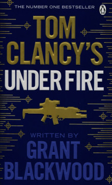Tom Clancy's Under Fire av Tom Clancy og Grant Blackwood (Heftet)