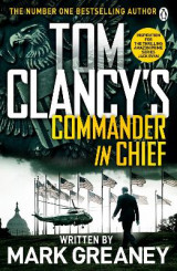 Omslag - Tom Clancy's Commander-in-Chief