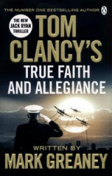 Omslag - Tom Clancy's True Faith and Allegiance