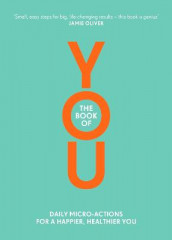 Book of you - daily micro-actions for a happier, healthier you av Jamie Oliver (Heftet)