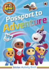 Omslag - Go Jetters: Passport to Adventure! Sticker Activity Book