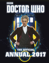 Omslag - Doctor Who: The Official Annual 2017