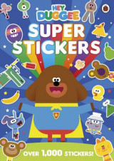 Omslag - Hey Duggee: Super Stickers