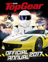 Omslag - Top Gear Official Annual 2017