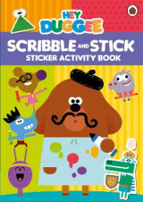 Omslag - Hey Duggee: Scribble and Stick
