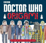 Omslag - Doctor Who: Origami