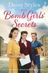 Omslag - The Bomb Girls' Secrets
