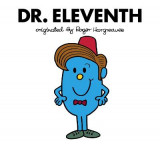 Omslag - Doctor Who: Dr. Eleventh (Roger Hargreaves)