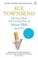 Omslag - The Secret Diary & Growing Pains of Adrian Mole Aged 13 3/4