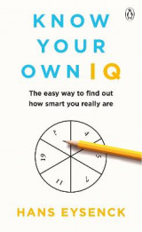 Omslag - Know Your Own IQ