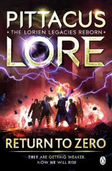 Return to Zero av Pittacus Lore (Heftet)
