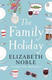 The family holiday av Elizabeth Noble (Heftet)