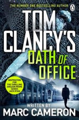 Omslag - Tom Clancy's Oath of office