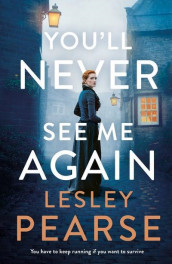 You'll Never See Me Again av Lesley Pearse (Heftet)