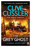 The Grey Ghost av Robin Burcell og Clive Cussler (Heftet)