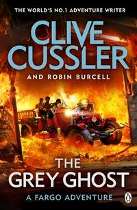The grey ghost av Clive Cussler og Robin Burcell (Heftet)