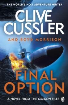 Final option av Clive Cussler og Boyd Morrison (Heftet)