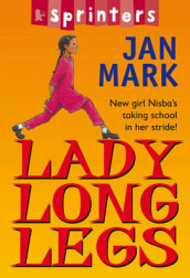 Lady Long Legs av Jan Mark (Heftet)