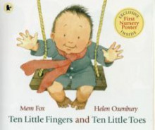 Ten Little Fingers and Ten Little Toes av Mem Fox (Heftet)