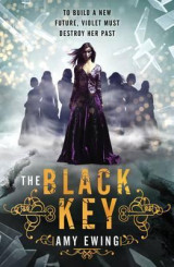 Omslag - The Lone City 3: The Black Key