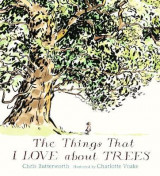 Omslag - The Things That I LOVE about TREES