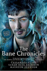 Omslag - The Bane chronicles
