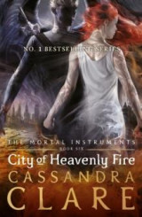 Omslag - City of heavenly fire