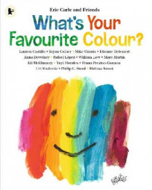 What's Your Favourite Colour? av Eric Carle (Heftet)