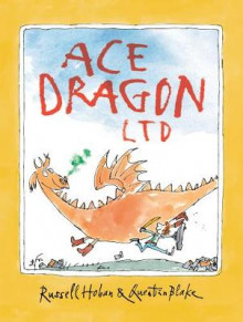 Ace Dragon Ltd av Russell Hoban (Innbundet)