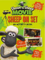Omslag - Shaun the Sheep Movie - Sheep on Set Activity Book