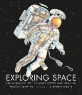 Omslag - Exploring Space: From Galileo to the Mars Rover and Beyond