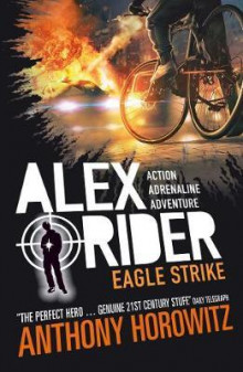 Eagle Strike av Anthony Horowitz (Heftet)