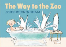 The Way to the Zoo av John Burningham (Heftet)