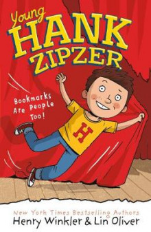 Young Hank Zipzer 1: Bookmarks Are People Too! av Henry Winkler og Lin Oliver (Heftet)