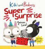 Omslag - Kiki and Bobo's Super Surprise