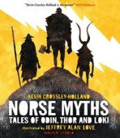 Norse myths av Kevin Crossley-Holland (Innbundet)