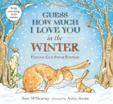 Guess How Much I Love You in the Winter av Sam McBratney (Innbundet)