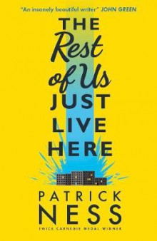 The rest of us just live here av Patrick Ness (Heftet)