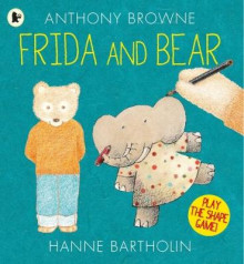 Frida and Bear av Anthony Browne og Hanne Bartholin (Heftet)