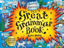 The Great Grammar Book av Kate Petty (Innbundet)