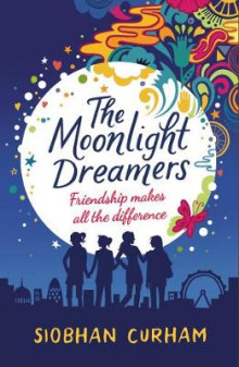 The Moonlight Dreamers av Siobhan Curham (Heftet)