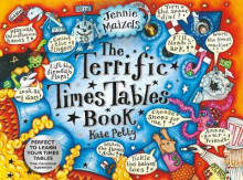 The Terrific Times Tables Book av Kate Petty (Innbundet)
