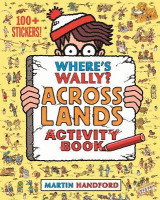 Omslag - Where's Wally? Across Lands