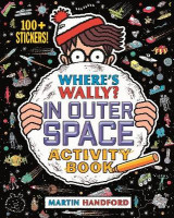 Omslag - Where's Wally? In Outer Space
