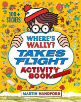 Omslag - Where's Wally? Takes Flight