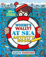 Omslag - Where's Wally? At Sea