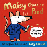 Omslag - Maisy Goes to Bed