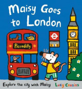 Omslag - Maisy Goes to London