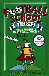 Football School Season 1: Where Football Explains the World av Alex Bellos (Heftet)