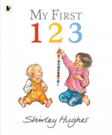 My First 123 av Shirley Hughes (Heftet)